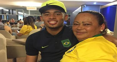 My son won't impregnate anyone – Gabriel Jesus' mother