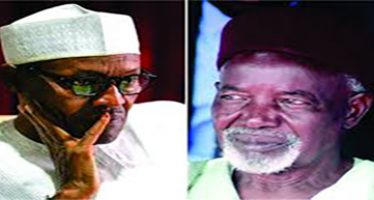 Buhari's health problem appears serious, Balarabe Musa