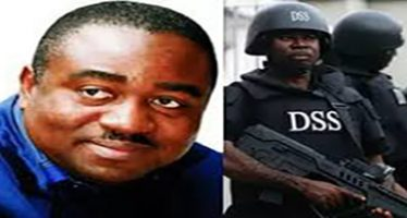 Ex-Gov. Suswam caught with guns