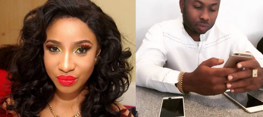 Tonto Dikeh says her husband infected her with STDs several times