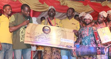 Goldberg Excellency Tour: Otapo Bata Drummers Emerge Winner of Cultural Contest in Abeokuta