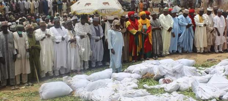 22 passengers buried at accident scene in Kebbi