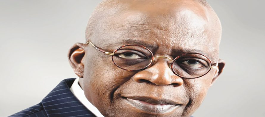 Ambode compares Tinubu to coconut