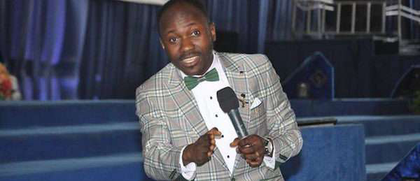 OrijoReporter.com, Apostle Johnson Suleman adultery scandal