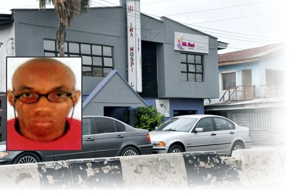 OrijoReporter.com, Lagos Doctor who committed suicide