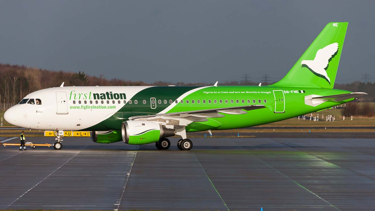 OrijoReporter.com, FirstNation Airways