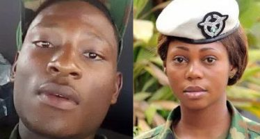 Why Shomzy stopped using Kalu's picture as her DP, sister of late air force woman killed by boyfriend reveals