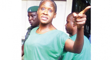 Charges against Kemi Olunloyo's partner dropped
