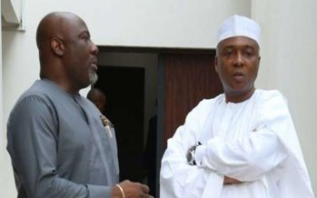 Senate to probe alleged certificate forgery of Melaye, and  Saraki's N298m Range Rover import duty underpayment
