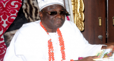 Oba Akiolu endorses Ambode  for  second term