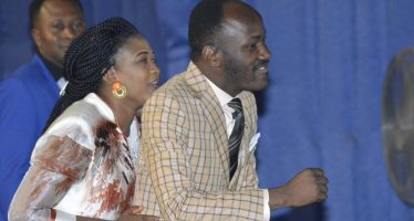 Video: Apostle Suleman's wife releases love song for husband