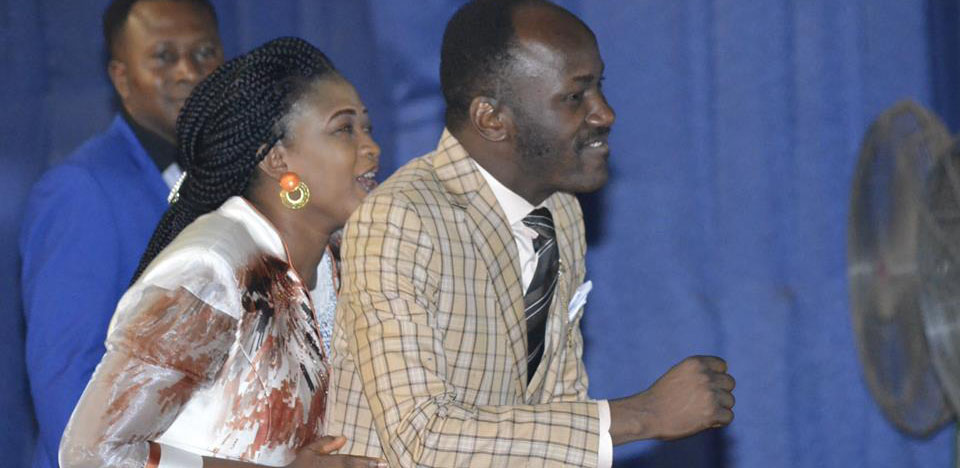 OrijoReporter.com, Apostle Suleiman's wife love song for husband