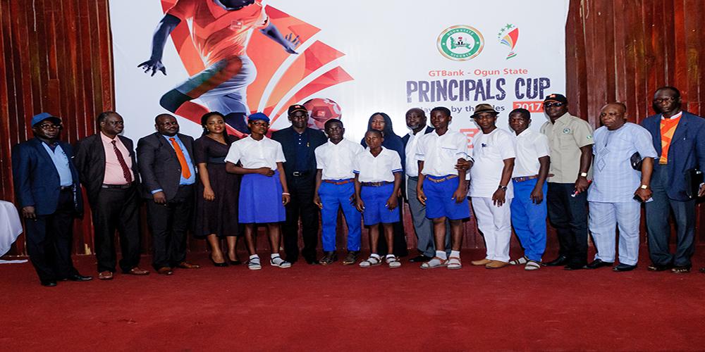 GTBank-OrijoReporter.com, Ogun State Principals' Cup
