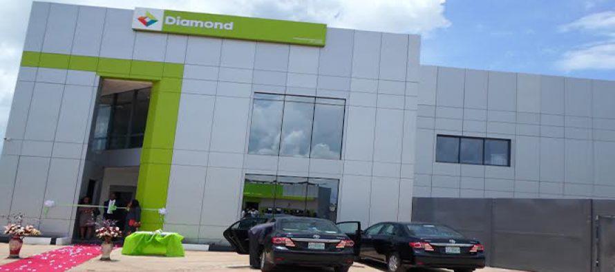 Court Dismisses N100m Suit against Diamond Bank