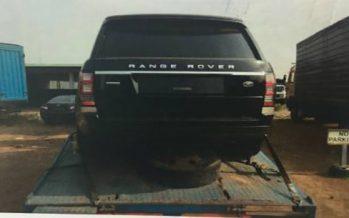 Saraki denies ownership of seized N298m Range Rover