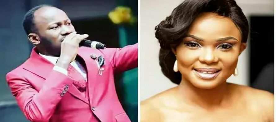 Iyabo Ojo stays silent on Apostle Johnson Suleiman romance rumour in her latest Instagram post