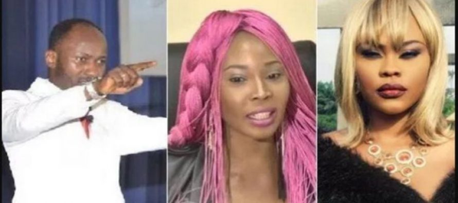 More trouble for Apostle Suleman,  ex-usher claims he lured her into sex as document reveals he bought $76,000 Benz for actress Daniella Okeke