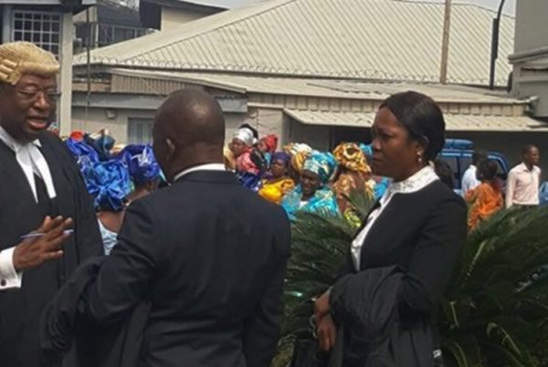 OrijoReporter.com, lagos state justice oluwafunmilayo atilade