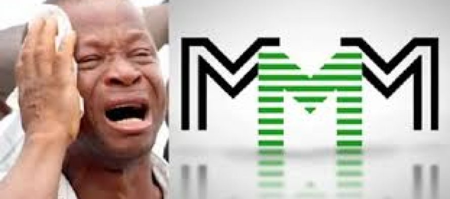 3m people lost about N18b to MMM – NDIC