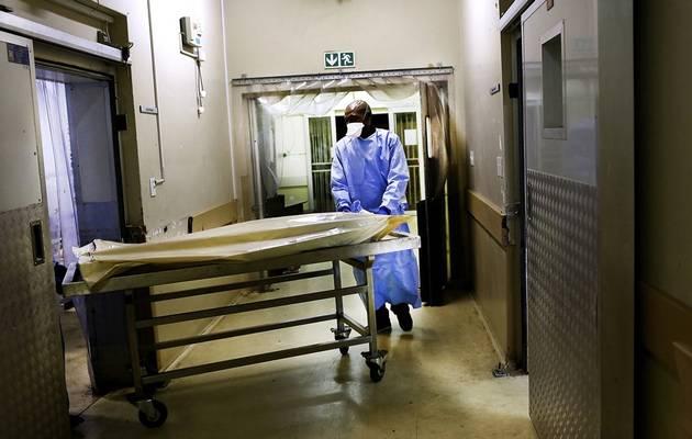 OrijoReporter.com, UCH Mortuary attendant