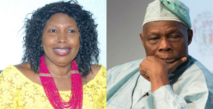 OrijoReporter.com, wife sues obasanjo