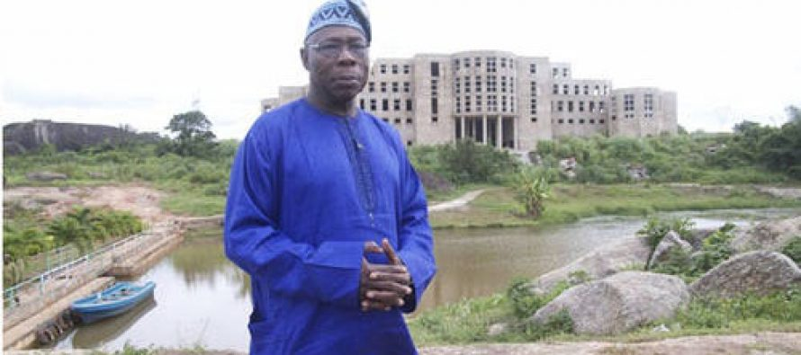 Community drags Obasanjo to court over shrine
