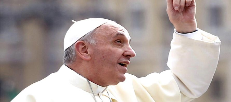 Priest shortage: Pope Francis says catholic may ordain married men