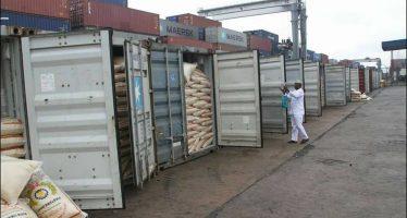 Senator Uzodinma denies pressurising Customs to release seized 30 containers of rice