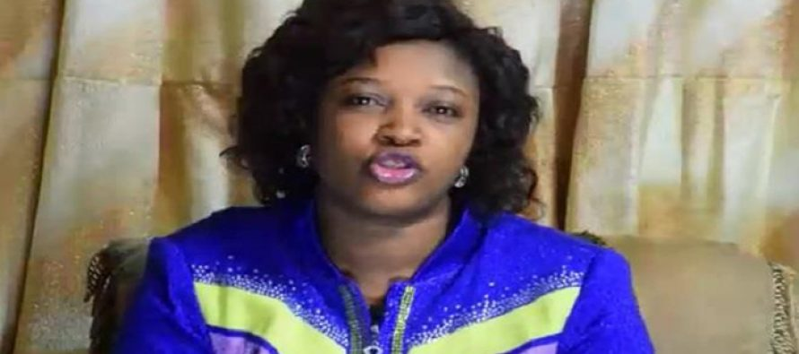 (Video) Apostle Suleman's wife contradicts self in attempt to defend husband