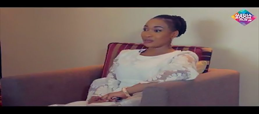 Video: Tonto reveals that Ghanaian police have her nude pictures
