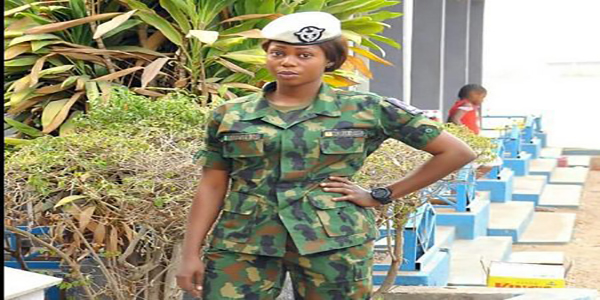 OrijoReporter.com, Slain female air force officer