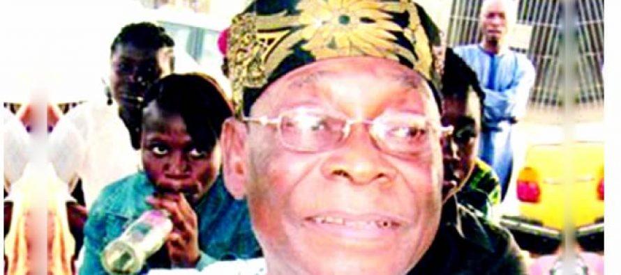 Jafojo Family to hold 1st anniversary programme for late Lagos Dep. Gov