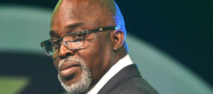 Pinnick releases names of his 'financiers' for CAF Election