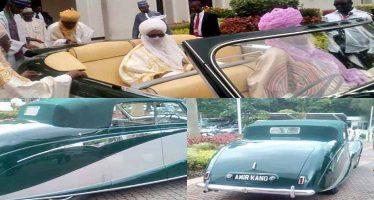 Emir Sanusi wants Rolls-Royce as gift – Zamfara Gov.