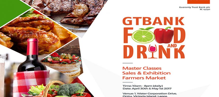 GTBank Food and Drink Fair to hold during Workers' Day holiday