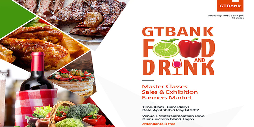 OrijoReporter.com, GTBank Food and Drink Fair
