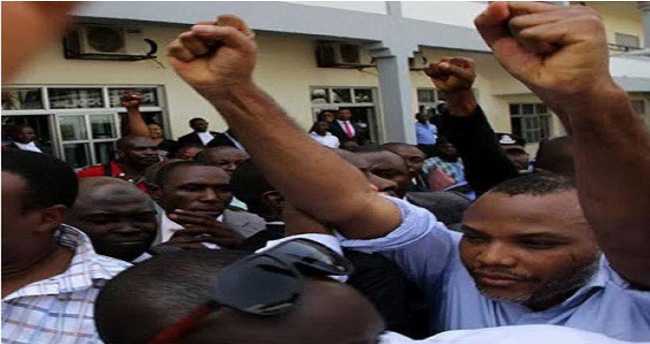 OrijoReporter.com, Nnamdi Kanu released