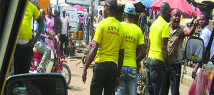 Tax, revenue collectors barred from federal roads