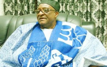 Bury me with PDP membership card, Party BOT Chair, Jibrin, pleads