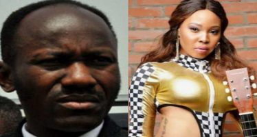 Video: Otobo releases evidence proving Apostle Suleiman paid money into her account