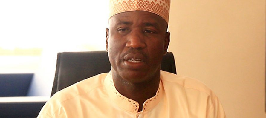 Adamawa Speaker reportedly beats up policeman attached to him