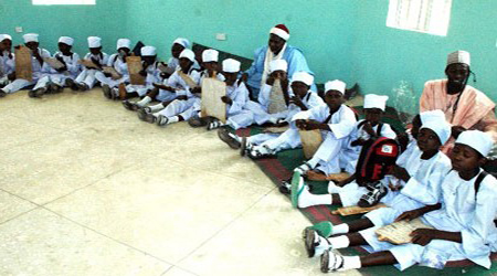 OrijoReporter.com, introduction of Maths in Quranic schools
