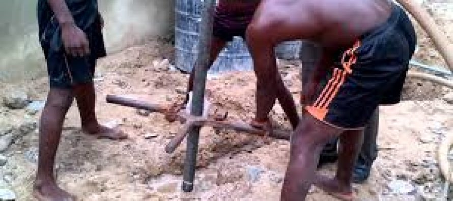 Lagos residents to pay Govt.  before sinking boreholes