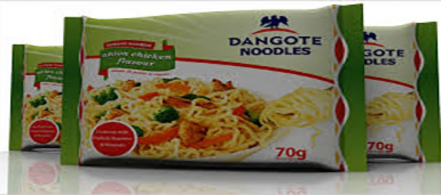 Indomie maker buys Dangote noodles firm