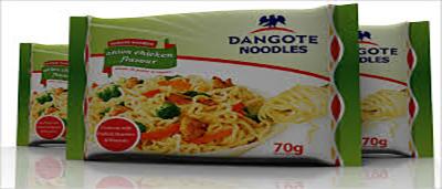 OrijoReporter.com, Dangote noodles
