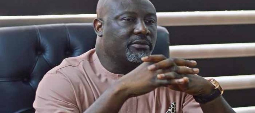 Dino Melaye says LG Chairman tried to kill him