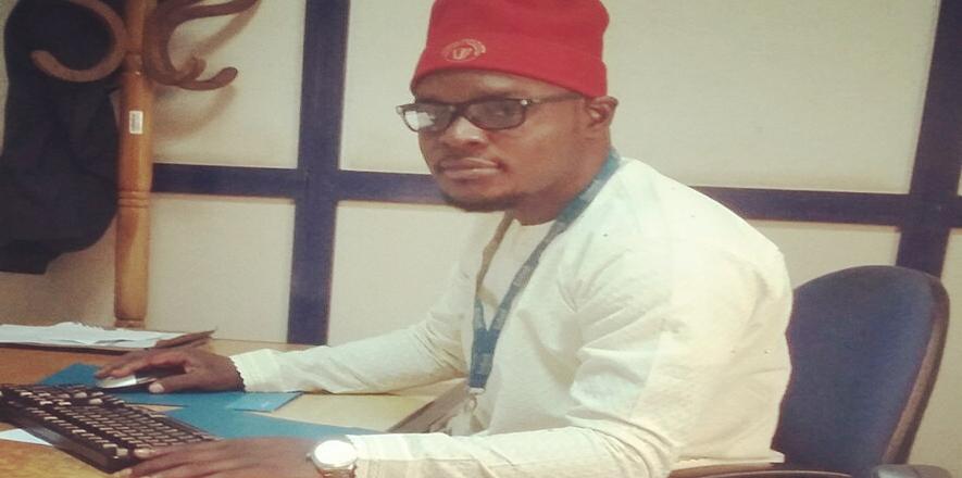 OrijoReporter.com, Enyioma Okwudiri