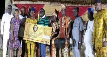 Goldberg Excellency Tour ends with excitement in Oyo