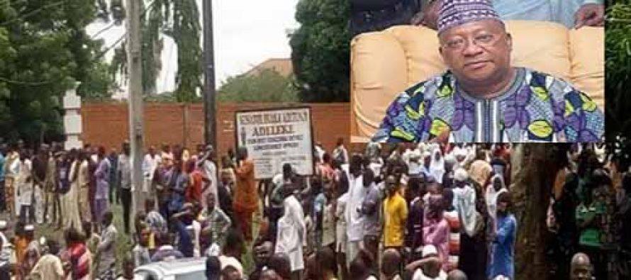 Controversy trails Isiaka Adeleke's death