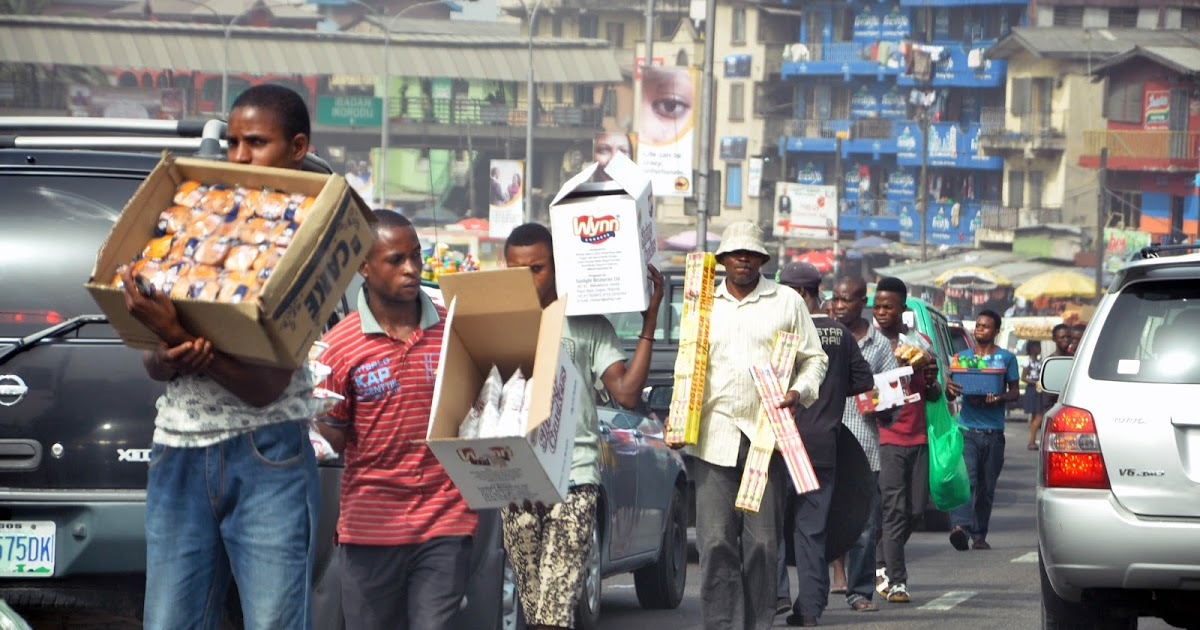 OrijoReporter.com, Motorists jailed for buying goods in Lagos traffic